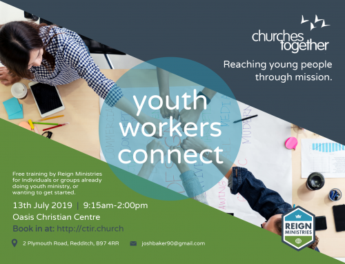 Youth Workers Connect – Training